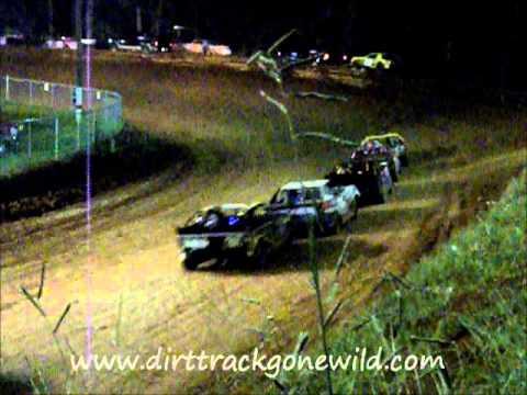 Stock 4 Main @ Toccoa raceway August 22nd 2015