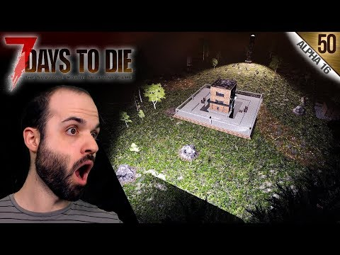 7 DAYS TO DIE A16 #50   LA ILUMINACIÓN LEGENDARIA   Gameplay Español
