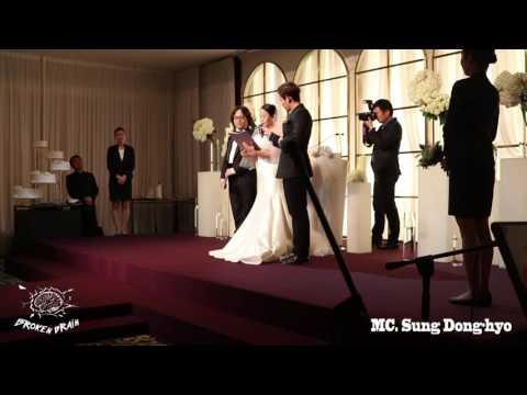 결혼식 사회자 : 전문MC 성동효 (주례없는 예�