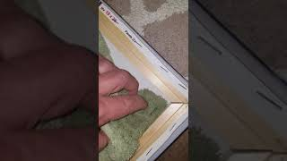 Easy Way to Remove Dent from Framed Canvas Art