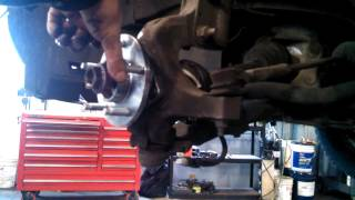 Wheel bearing hub assembly replacement 2003 Buick Rendezvous, Aztec, Venture , Montana