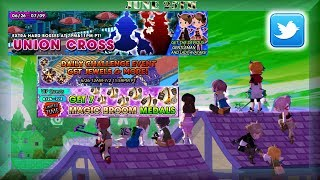 Kingdom Hearts Union Cross - its SUNDAY! Lets see what SE has in st...