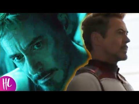 Avengers Endgame Trailer 2 Reveals Tony Stark Dies? | Hollywoodlife
