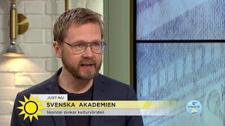 Skandalen i Svenska Akademien –