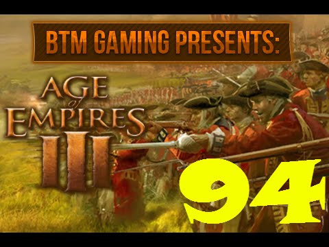 [M94] Age of Empires 3- Russian vs. Japanese