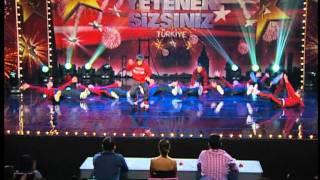 Gambar cover Yetenek Sizsiniz Türkiye - ZNZ DANS GRUBU 22.02.2012