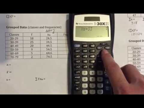 How Do I Use My Ti 30x Iis Calculator