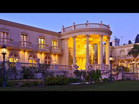 Chateau D'or In Bel Air | The Most Extravagant And Grotesque Example Of Over-the-top Architecture!