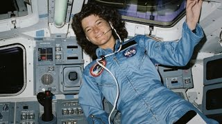 Sally Ride: Breaking the Highest Glass Ceiling