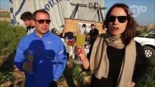 Royal Balloon - Cappadocia / Flight On Chilean TV (Spanish)