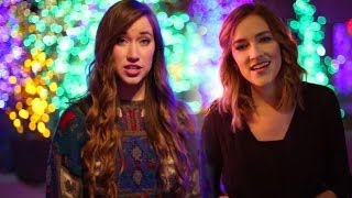A Strange Way To Save The World - Gardiner Sisters Christmas Music Video