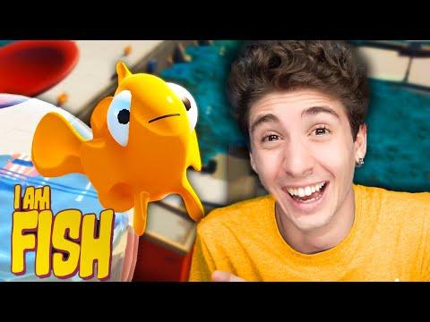 IL PESCE È LIBERO!! - I Am Fish - Ep.2