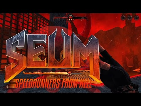 HELL'S RAGE GAME!!! | SEUM: Speedrunners From Hell Demo |