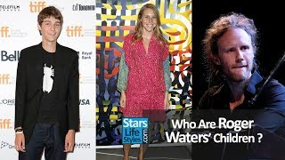 Baixar Who Are Roger Waters' Children ? [1 Daughter And 2 Sons] | Pink Floyd Singer And Bassist
