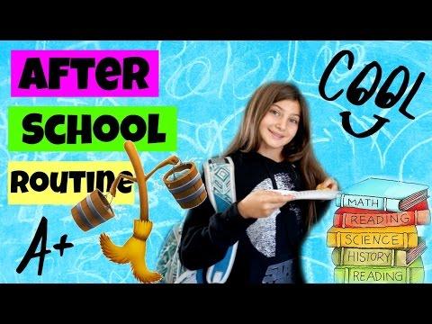 After School Routine – Studio B
