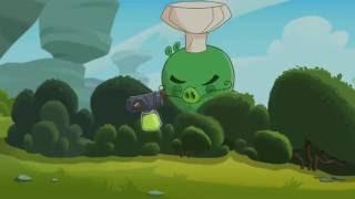 Злые птички Angry Birds Toons 1 сезон 31 серия Зелье освинения все серии подряд