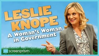Parks and Recreation: Leslie Knope, A Woman's Woman in Government