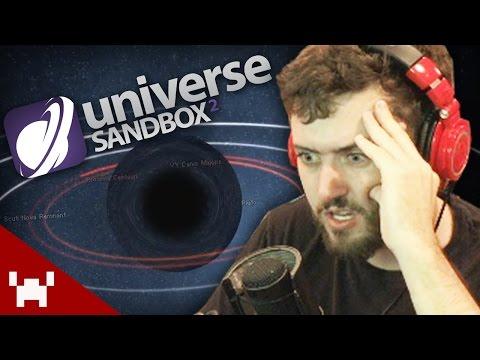 THE BIGGEST BLACK HOLE + TRINARY SYSTEMS! (Universe Sandbox 2)