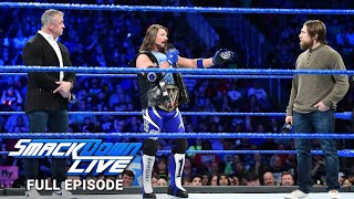 WWE SmackDown LIVE Full Episode, 6 February 2018