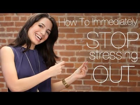 Видео Why stress stop stressing over weight