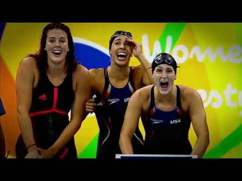 4x100m Freestyle Relay | Relay of The Year | 2016 Golden Goggles Award