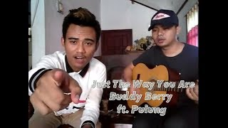 Bruno Mars - Just The Way You Are (Buddy Berry Cover - Pulung Andra Acoustik)