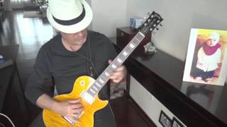 AC/DC Thunderstruck Riff - For Blkjaak and M Jazz Riff Contest