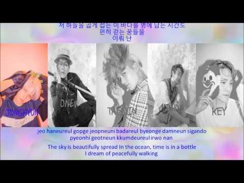 "SHINee ""View"" Lyrics (Color Coded+Rom+Hangul+Eng)"