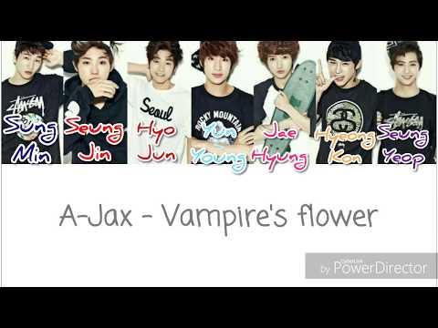 A-Jax - Vampire's Flower Color Coded (Han/Rom/Pt-Br)