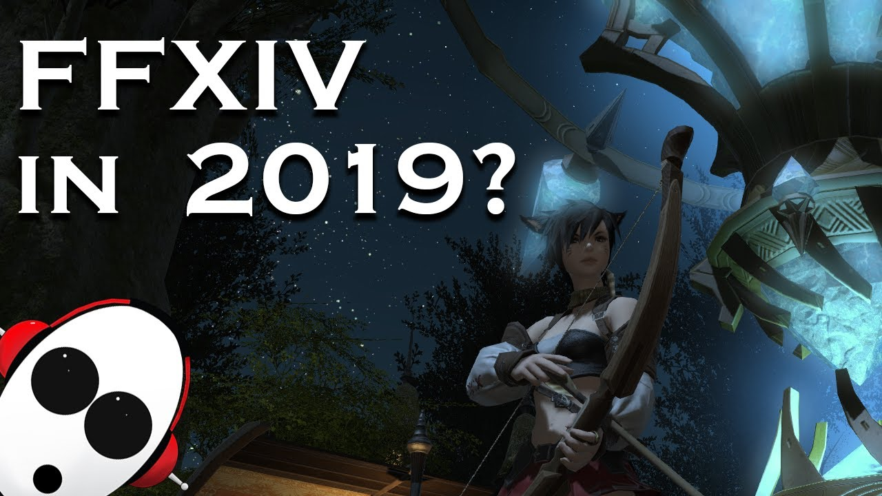Trying Final Fantasy 14 in 2019    as a WOW Player