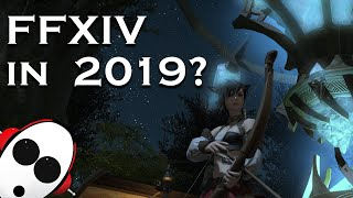 Trying Final Fantasy 14 in 2019... as a WOW Player