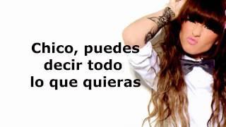 Want U Back - Cher Lloyd en Español