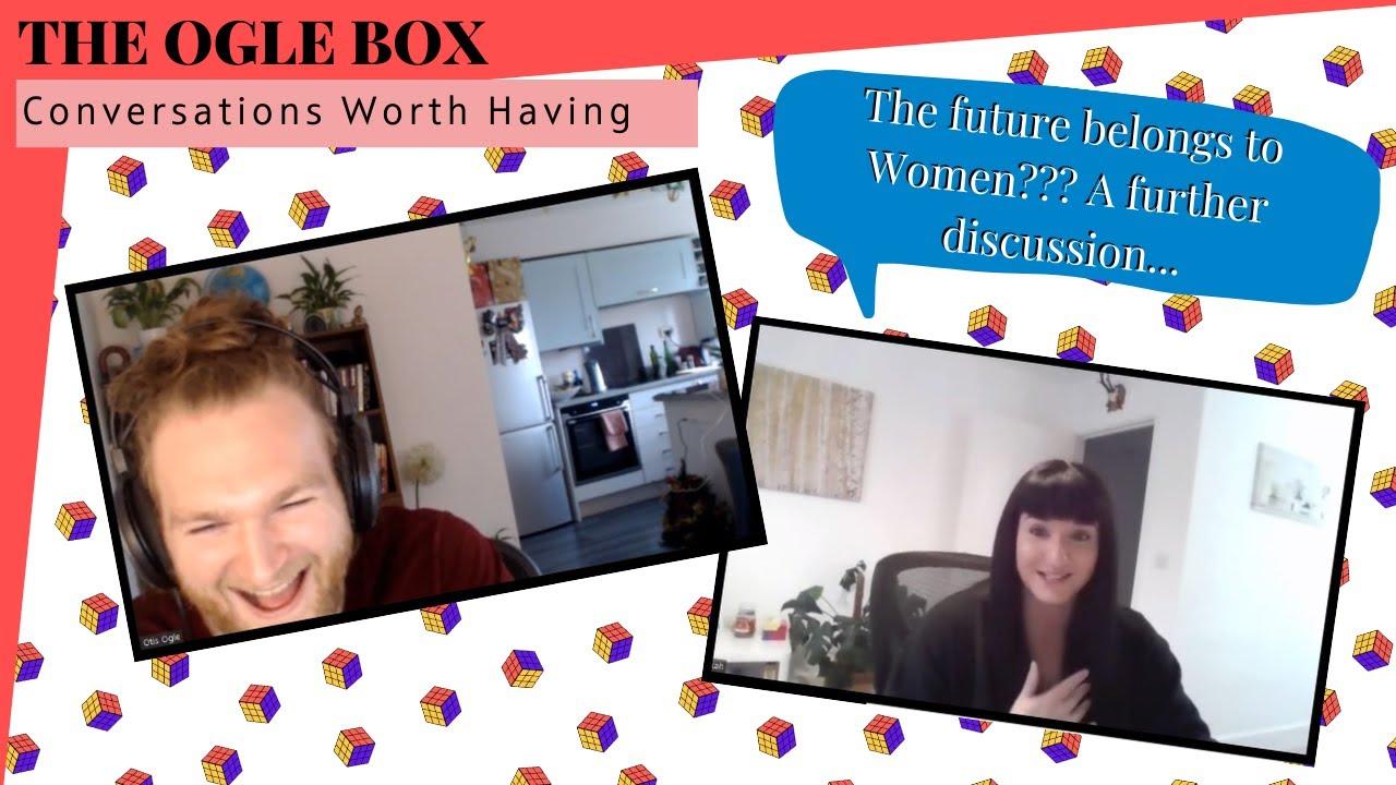 CWH: The future belongs to women...?