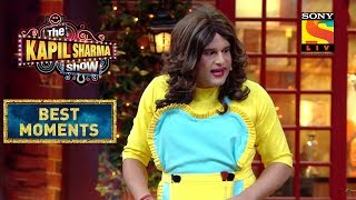 Sapna's Wardrobe Malfunction   The Kapil Sharma Show Season 2   Best Moments