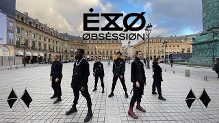 [KPOP IN PUBLIC CHALLENGE PARIS] EXO 엑소 'Obsession' COVER by ICU from FRANCE
