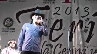 ALMA SUREÑA - LAS MULAS DE MORENO EN YECAPIXTLA 2013