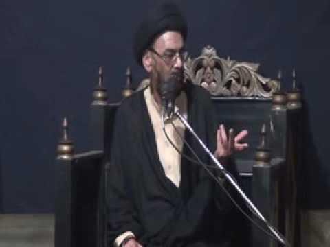 Majlis imam Mosa kazim-24 Rajab 02 May 2016 Part 8 By SA KAZMI