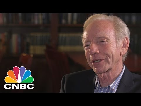 Joe Lieberman: Why Hillary Won't Go After Bernie Sanders | Speakeasy | CNBC