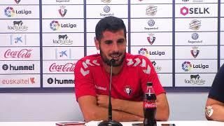 """Fran Mérida: """"Si hemos dado ese nivel, tenemos que mostrarlo otra vez el sábado"""""""