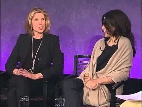 TGW cast at the Paley Center Pt4