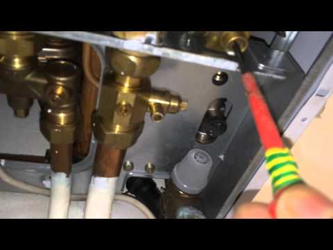 Vaillant Turbomax plus F28 fault - not according to manufacture instruction Part Two