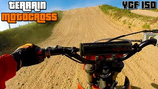 Kalipso En Vrai - Terrain de Motocross YCF 150