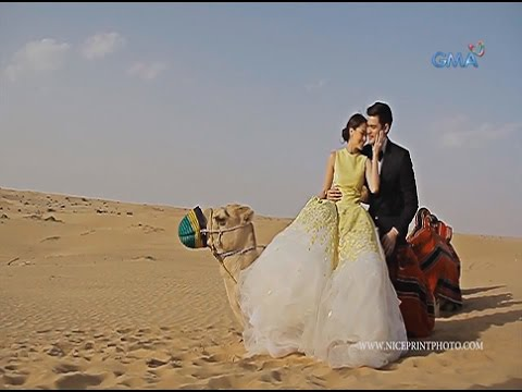 The Royal Couple's #JourneytoDday - 동영상