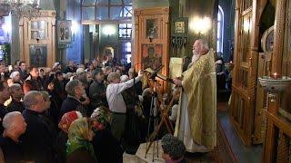 Протоиерей Димитрий Смирнов. Проповедь об исцелении и благодарности