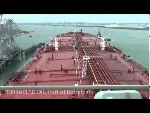 Gibraltar Oil, Port of Rotterdam