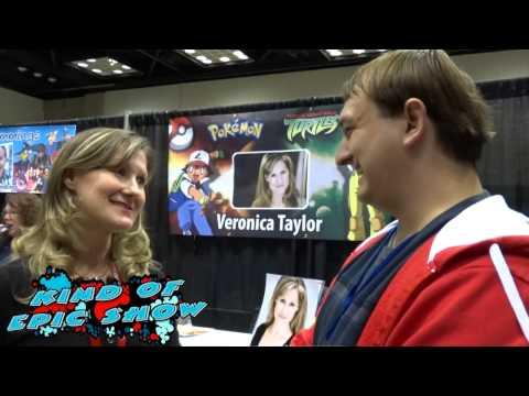 Veronica Taylor: A Conversation with Ash