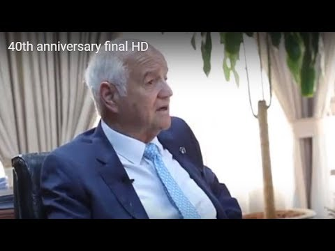 Gulf Daily News 40th anniversary video