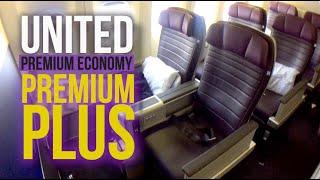 See What New United Premium Plus (Premium Economy) Looks Like