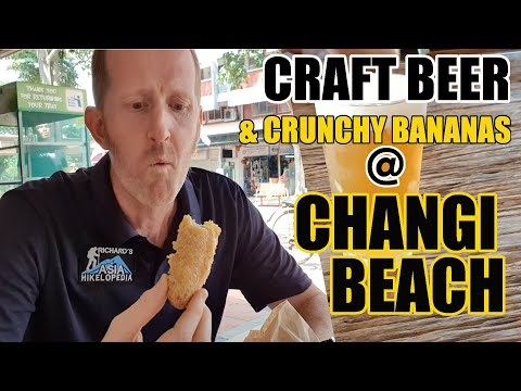 Singapore's Best Craft Beer: LUNCH @ CHANGI VILLAGE  (SIDE TRAILS EP 1)