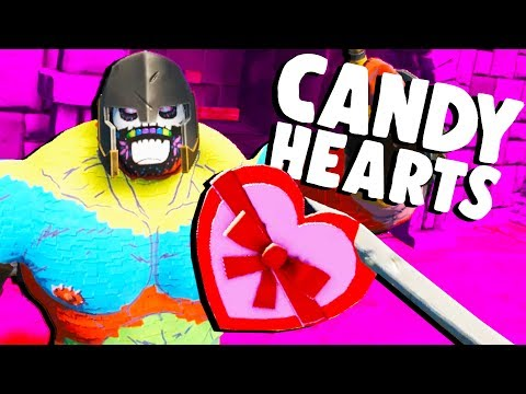 CANDY Heart REMOVAL SURGERY! - GORN Candy MODE! - GORN Gameplay - HTC Vive VR Game
